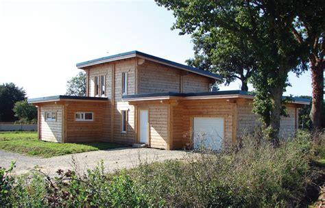 maison d en la maison bois mikabois maisons bois