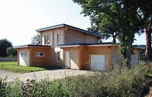 la maison bois mikabois maisons bois With hygrometrie d une maison