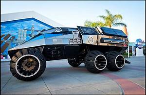 Mars Rover Concept Debuts with New Exhibit at Kennedy ...