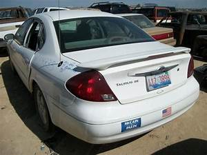Used 2000 Ford Taurus Accessories Spoiler Rear Spoiler