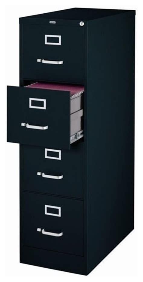 hirsh 2 drawer letter file cabinet hirsh industries 4 drawer letter file cabinet in black