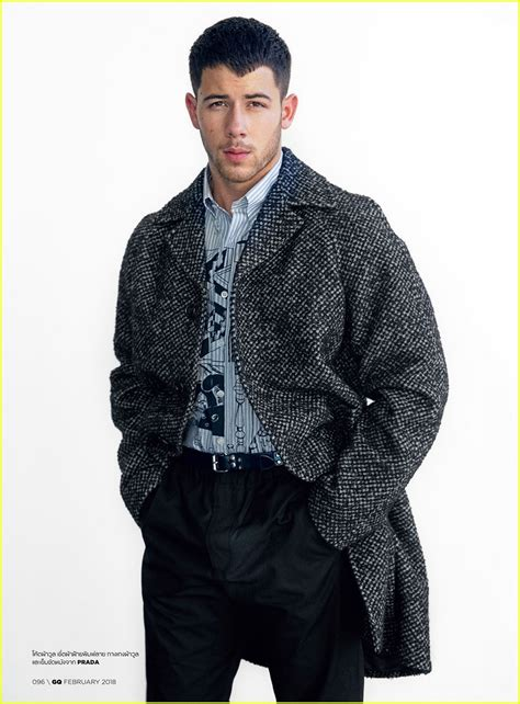 nick jonas strikes a pose the cover of gq thailand photo 1137368 photo gallery just