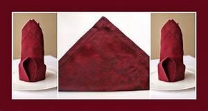 Servietten Falten Tischdeko : servietten falten hochzeit deko ideen ~ Markanthonyermac.com Haus und Dekorationen