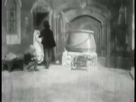 george melies haunted castle the haunted castle 1896 george melies silent film youtube