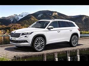 Skoda Kodiaq Business : 2017 skoda kodiaq test drive youtube ~ Maxctalentgroup.com Avis de Voitures