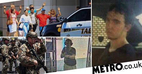 Texas shooting: Suspected gunman pictured as 'at least 20 ...
