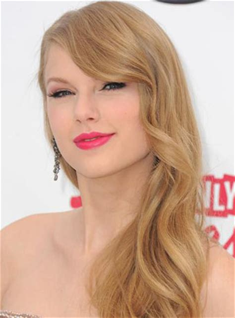 taylor swifts glossy soft retro waves