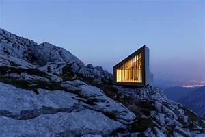 Gallery of Alpine Shelter Skuta / OFIS Architects + AKT II ...
