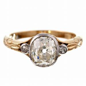 vintage gold engagement rings wwwimgkidcom the image With antique gold wedding rings
