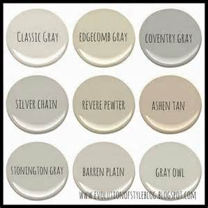 Most Popular Neutral Living Room Paint Colors by Evolution Of Style Benjamin Moore S Best Selling Grays