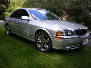 Karen U0026 39 S 2002 Lincoln Ls 3 9 V8 Black Interior