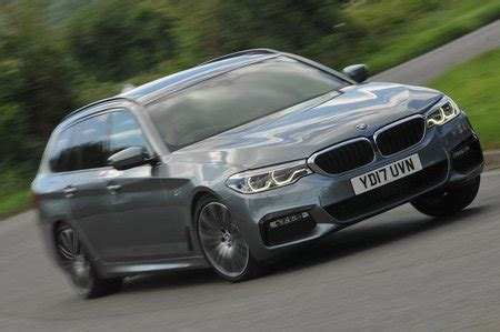 Bmw 5 Series Touring 2019 by Bmw 5 Series Touring Review 2019 What Car