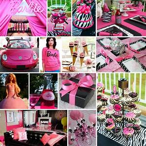 Wedding themes 50 best wedding theme ideas for Pink black party theme ideas