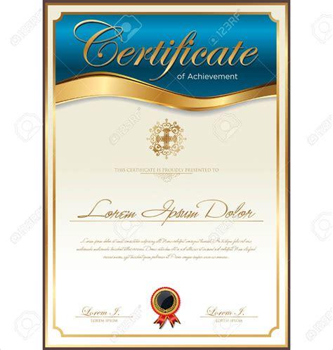 Certificate Template Blank Stock Certificate Template Mughals