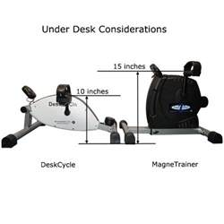 deskcycle desk exercise bike pedal exerciser healthy