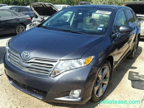 car owners manuals for sale 2012 toyota venza instrument cluster foreign used tokunbo 2012 toyota venza for sale in nig sell at ease online marketplace sell
