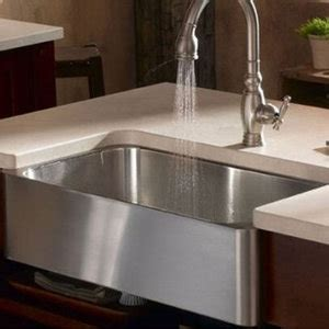 stainless steel apron front kitchen sink k3086 na verity apron front specialty sink kitchen sink 9383