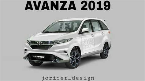 Gambar Mobil Gambar Mobiltoyota Avanza 2019 by Beginikah Penakan Model Terbaru Mobil Sejuta Umat