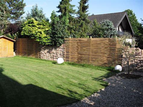 Mehr Privatsphaere Im Garten by Mehr Privatsph 228 Re Im Garten 17 Stilvolle Ideen