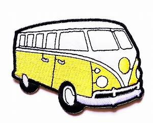 Hippie Van Drawing | Free download on ClipArtMag