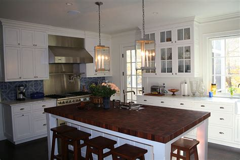 stainless steel kitchen island with butcher block top fantastic white kitchen butcher block island with viking