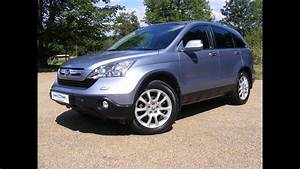 2007 Honda Crv Executive