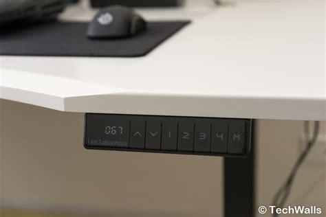 autonomous standing desk review autonomous smartdesk 2 business edition review an