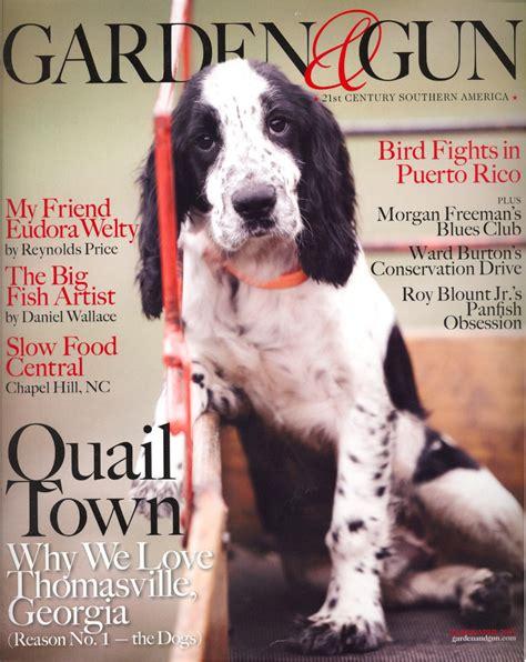garden and gun magazine tanga deal garden gun subscription 3 50 southern savers