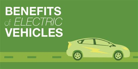 Benefits Of Electric Vehicles  Mr Electric