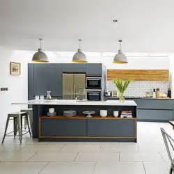 modern kitchen designs grey scheme kitchen housetohome