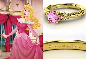 disney princess engagement rings tales of a twenty something With sleeping beauty wedding ring