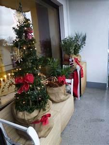 Weihnachtsdeko Aussen Dekoration : weihnachtsdeko 39 balkon weihnachten 2015 39 meeresbrise zimmerschau ~ Frokenaadalensverden.com Haus und Dekorationen