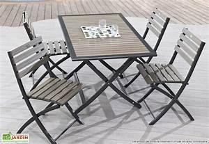 Table Bois Exterieur : table exterieur pliante salon jardin en teck maison email ~ Teatrodelosmanantiales.com Idées de Décoration