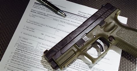 Background Checks For Guns The Federal Background Check System Allowed Nearly 7 000