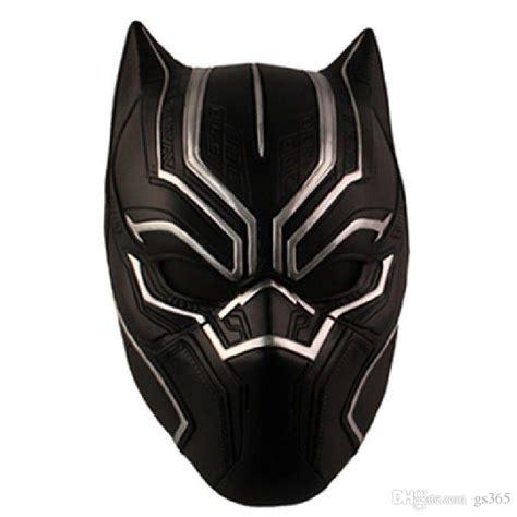 black panther mask template black panther helmet masks prop costume captain america civil war