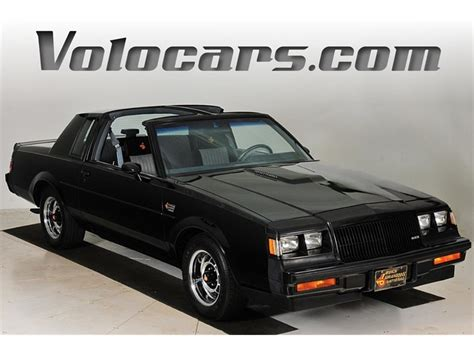 1987 Buick Grand National For Sale On Classiccars.com