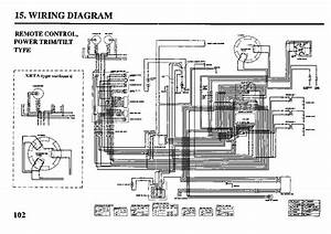 Wiring Diagram For Honda Bf115 Outboard Motor