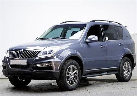 SsangYong Rexton 2012 - Cars evolution