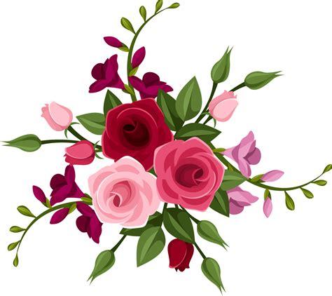 christine staniforth fleurs tube flowers png