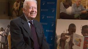 Here's What Former President Jimmy Carter Wants To Be ...