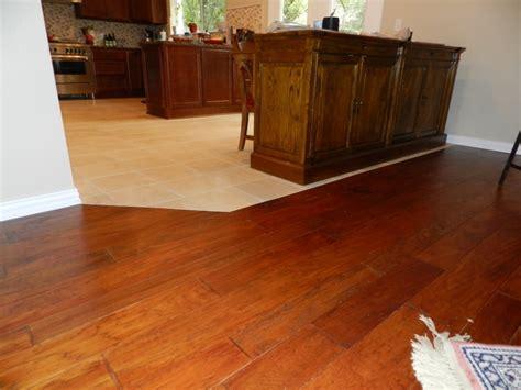 seamless tile  wood transition tile  wood performed