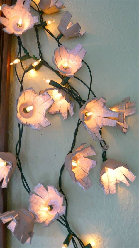 recycling egg cartons craft ideas