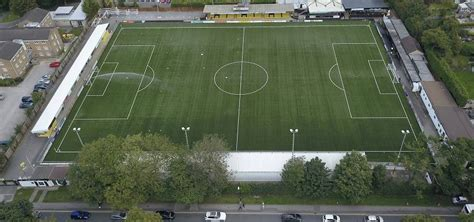 Harrogate Town AFC - The CNG Stadium - Harrogate Town AFC