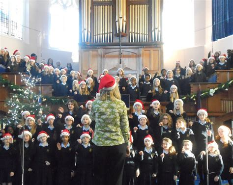 st bernards high school carol concert december