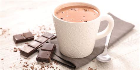 recette veritable chocolat chaud maison facile recette mag