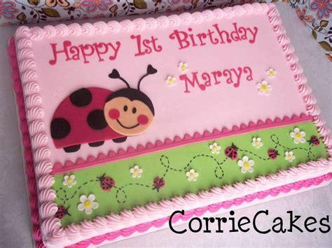 ladybug cake ladybug birthday