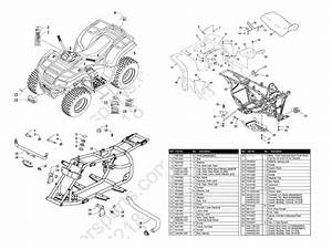Polaris Xplorer-400 Parts Manual 2002
