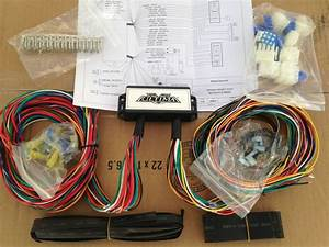 Ultima Complete Wiring Harness 4 Harley With Big Twin And