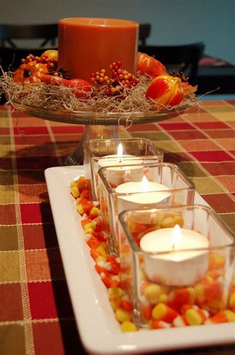 diy fall thanksgiving decoration ideas noted list