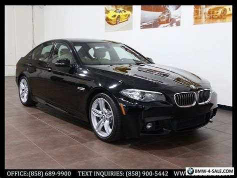 2014 Bmw 5-series I For Sale In United States